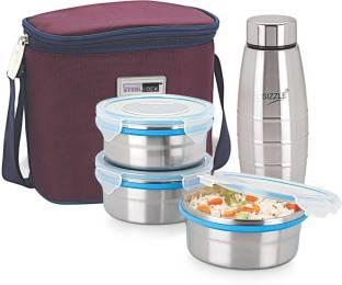 1edf5f542cb2 Flipkart.com | Asian Chromwel S.S. 1 Containers Lunch Box -
