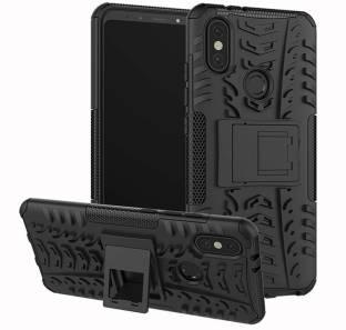 KrKis Back Cover for Mi Redmi Note 6 Pro