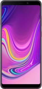 SAMSUNG Galaxy A9 (Bubblegum Pink, 128 GB)