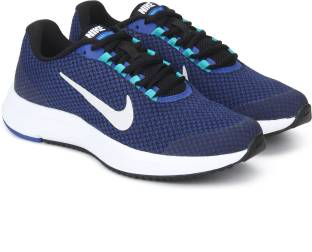 5daa677a5f81 Nike Air Zoom Structure 19 Running Shoes For Men - Buy Blue Color ...