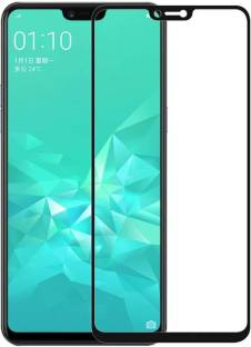 Wellchoice Edge To Edge Tempered Glass for Oppo A3s