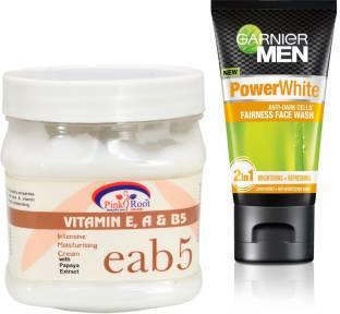 The Body Care Combo Of Pearl Spa Facial Kit Ultra Hydrating Kiwi