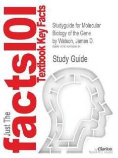 Molecular Biology Of The Gene 7th Edition International Edition
