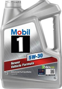 MOBIL 1 5W-30 Advanced Fully Synthetic Full-Synthetic Engine Oil