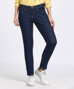 2929fb1fc30 Telebuy Le Jeans - One Size Fits All Slim Women s Blue Jeans - Buy ...