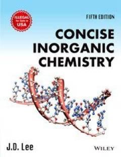 Concise Inorganic Chemistry 5/E 5th  Edition
