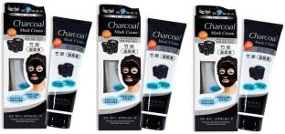 ShopiMoz Charcoal Activated Charcoal Carbon Peel Off Diy Purifying Black Mask For Blackhead Whitehead