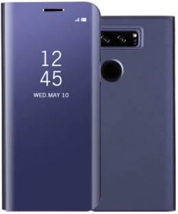 innovative design 90199 6ca84 Marshland Flip Cover for LG V30 Magnetic Luxury Brand Case Cover ...