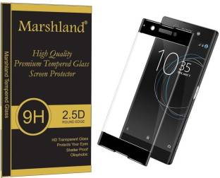 Marshland Edge To Edge Tempered Glass for Sony Xperia XA1