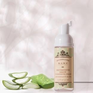 KAMA AYURVEDA Sensitive Skin Cleansing Foam Face Wash