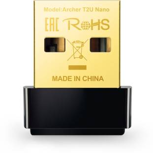 TP-Link Archer T2U Nano 600 Mbps Wireless USB Adapter Dual Band