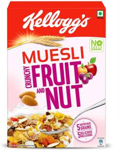 Kellogg's Muesli Crunchy Fruit And Nut