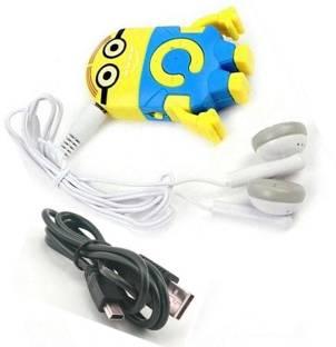 BUY GENUINE NEW ARRIVAL Mini Shuffle IPod MP3 Music Player Despicable Design Multicolor With