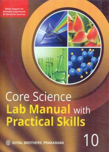 Lab Manual Science (Class 10) 1st Edition: Buy Lab Manual