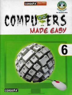 CORDOVA , COMPUTERS MADE EASY CLASS - 8: Buy CORDOVA , COMPUTERS