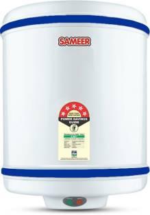 Sameer 25 L Storage Water Geyser (Inferno, White)