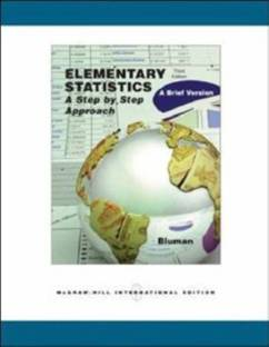 Elementary Statistics A Step By Step Approach 7e With Formula