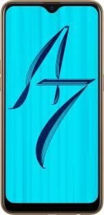 OPPO A7 (Glaring Gold, 64 GB)