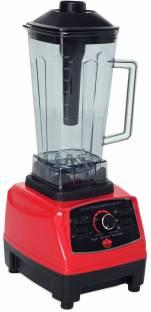 BMS Lifestyle BMS 101HSB-BPA-Free 2200W 2L Mixer Juicer Grinder Snow Cone Machine 100% GERMAN Motor Te...
