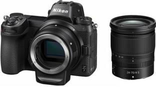NIKON Z 7 Mirrorless Camera Body + 24-70mm Lens and Mount Adapter