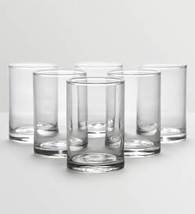 Ocean (Pack of 6) 1B01408 245 ML Hi Ball Whisky Glasses - Set of 6 Glass Set
