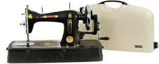 USHA bandhan composite with cover Manual Sewing Machine
