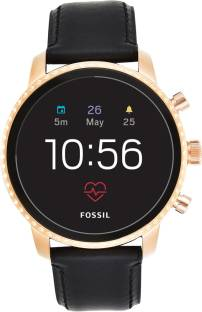 71d144cd0f00 Fossil Smart Watch - Buy Fossil Smart Watches Online in India at ...