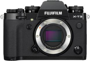 FUJIFILM X-T3 Mirrorless Camera Body Only