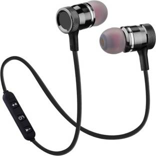 f8ce12800ab CRAZY HEAD S501 SPORTING WITH DEEP BASS Bluetooth Headset with Mic ...