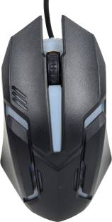 Ddice Lighting USB Wired Optical Mouse