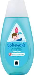 JOHNSON'S Active Kids Shampoo Clean & Fresh 100 ml BMR