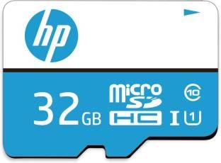 HP U1 32 GB MicroSDHC Class 10 100 MB/s  Memory Card