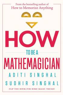 How to Be a Mathemagician - Flip the Book for some Magic Tricks!