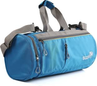 32371b5c61 President (Expandable) TROLLEY BLUE-GREY Travel Duffel Bag Blue ...