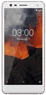 Nokia 3.1 (White, 32 GB)