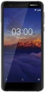 Nokia 3.1 (Black, 32 GB)