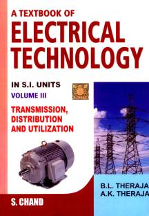 Text Book of Electrical Technology: Pt. 1&2