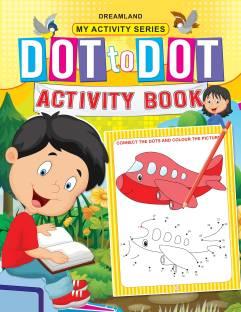 My Activity- Dot to Dot Activity Book