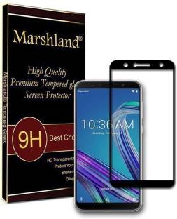 MARSHLAND Tempered Glass Guard for Asus Zenfone Max Pro M1