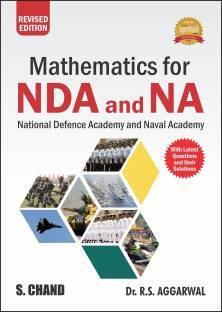 Mathematics for NDA And NA (R.S. Aggarwal)
