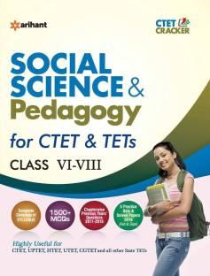 Social Science & Pedagogy for Ctet & Tets Class vi-VIII