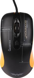 Armaggeddon SCORPION-3 Wired Optical  Gaming Mouse