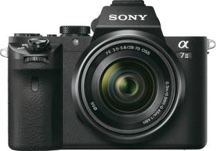 SONY Alpha Full Frame ILCE-7M2K/BQ IN5 Mirrorless Camera Body with 28 - 70 mm Lens
