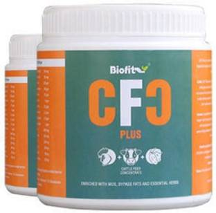 BIOFIT CFC PLUS 500 G 0.045 kg Dry New Born, Young, Adult Cow Food