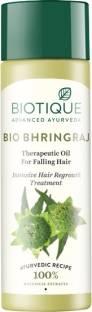 BIOTIQUE Bio Bhringraj Hair Oil