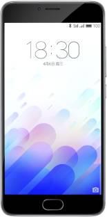 Meizu M3 Note (Grey, 16 GB)