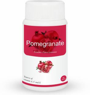 Herb Essential Pomegranate Tablet 60's