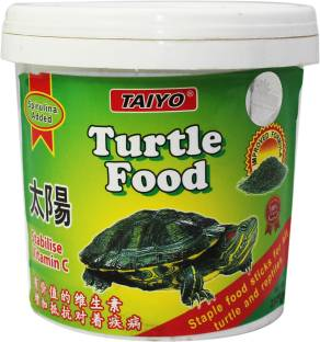 TAIYO Turtle Food 0.25 kg Dry New Born, Young Turtle Food