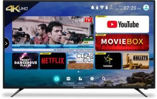 CloudWalker 139 cm (55 inch) Ultra HD (4K) LED Smart TV