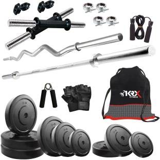 KRX 20KG COMBO 2 Home Gym Kit KRX Fitness Kits